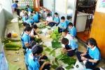 เก็บตกภาพนักเรียนประดิษฐ์กระทง 2562_๑๙๑๑๑๒_0027