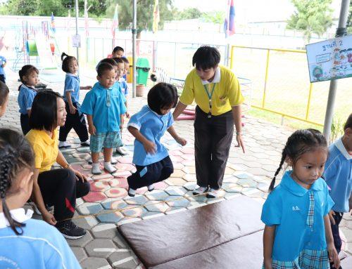 """กิจกรรม""""วันวิทยาศาสตร์น้อยประเทศไทย"""" ประจำปีการศึกษา 2562"""