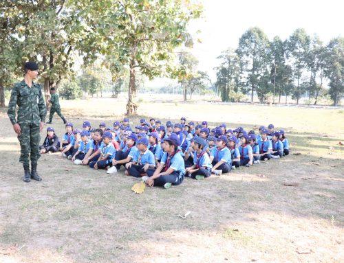 กิจกรรม Day camp ลูกเสือสำรอง ป.1 – ป.3 ณ ค่ายตากสิน อ.แม่ริม จ.เชียงใหม่